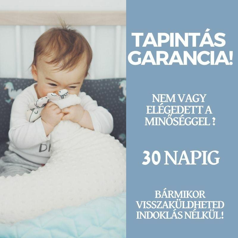 Tapintás garancia - Bubbaland.hu