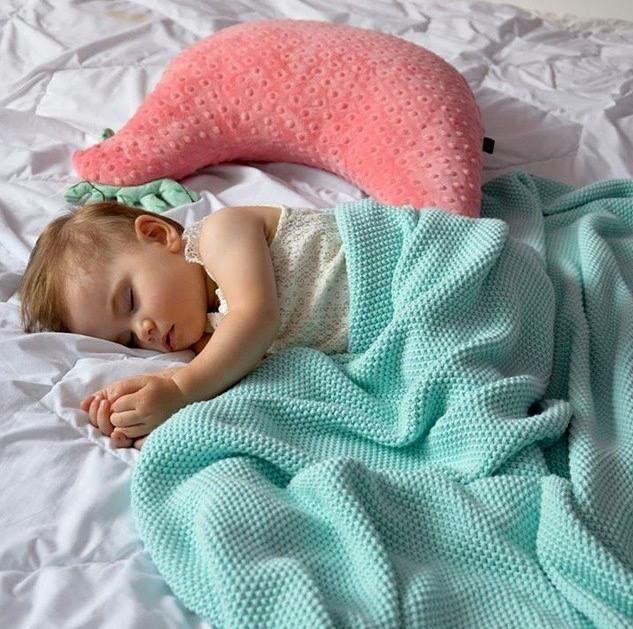 a túlpörgött baba altatása