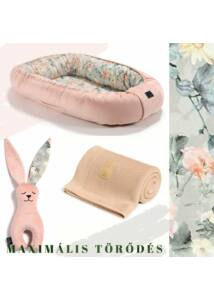 Blooming Boutique Babafészek szett  - babalátogató ajándék