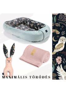 Magic Owl Babafészek szett  - babalátogató ajándék