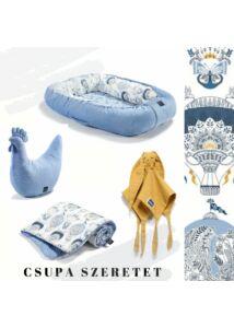 Cappadocia Sky 4 részes babafészek szett  - babalátogató ajándék