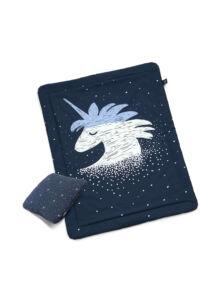 """Universe of Unicorn Babaágynemű szett töltettel - """"M"""" 80x100 cm"""