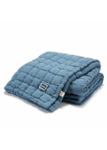 """Biscuit steppelt felnőtt takaró töltettel """"XL"""" - Kék"""