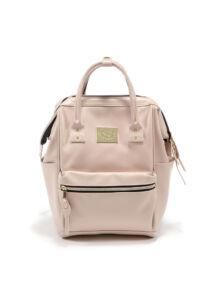 Púder rózsaszín Dolce Vita pelenkázó hátizsák