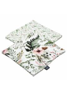 Wild Blossom 2 darabos bambusz textil pelenka