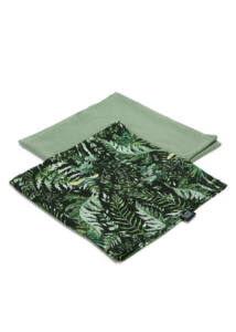 Botanical 2 darabos bambusz textil pelenka