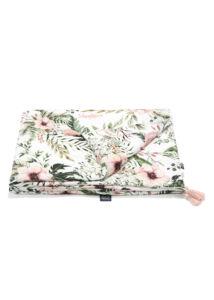 Bambusz takaró vékony töltettel - tavaszi-nyári - Wild Blossom