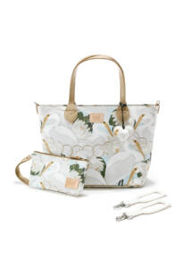 Heron in Lotus - nagy pelenkázó táska