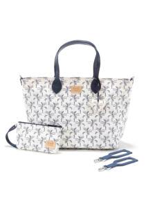 Navy Jungle kismama táska