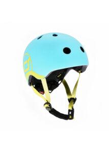 Scoot & Ride  baba bukósisak - BLUEBERRY / VIlágoskék