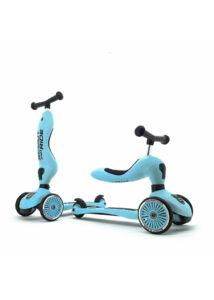 Scoot & Ride Highwaykick 1 világoskék kismotor