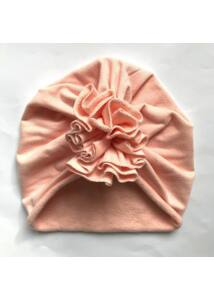Púder Rózsaszín Őszi-téli turbánka