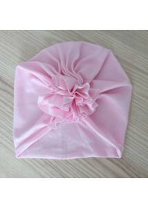Rózsaszín Tavaszi-őszi vékony turbánka