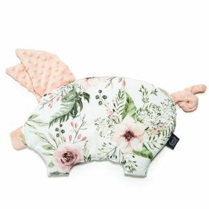 lapos baba párna röfi alakú vadvirágos mintával Wild Blossom