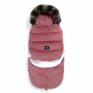 bundazsák kombó méretben 0-3 éves kor között használható prémium velvet anyagból mályva színben