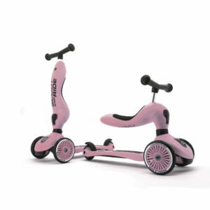 Scoot and ride highwaykick pink kismotor és roller egyben