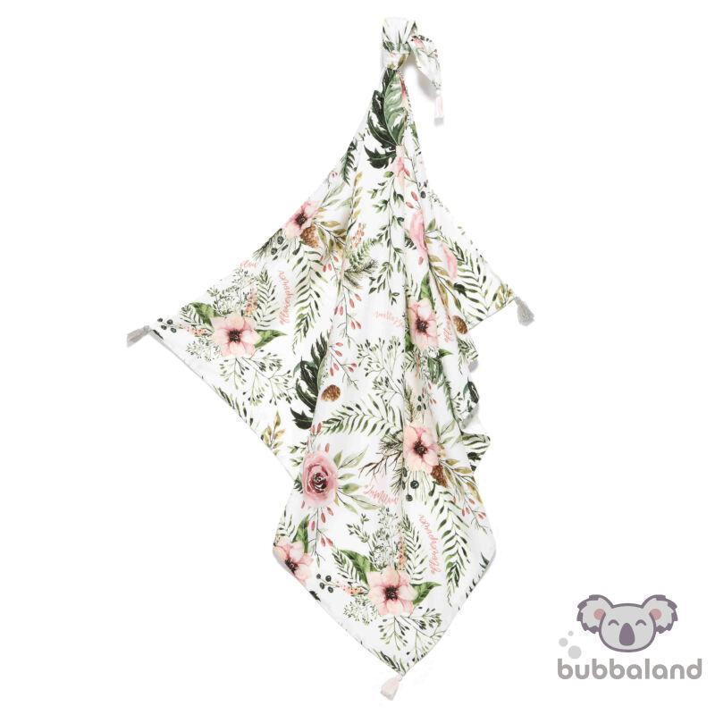 bambusz baba takaró vékony nyári mályva vadvirágok wild blossom
