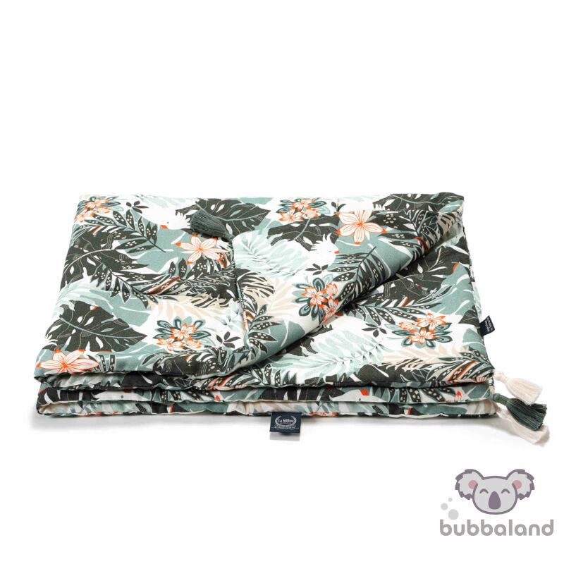 bambusz baba takaró töltettel tavaszi virágzás blooming boutique