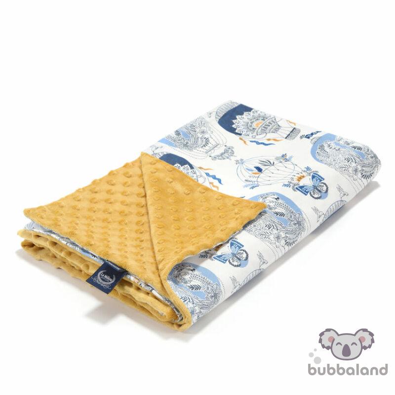 baba takaró töltet nélkül tavaszi nyári kétoldalas pamut minky méz hőlégballon cappadocia sky