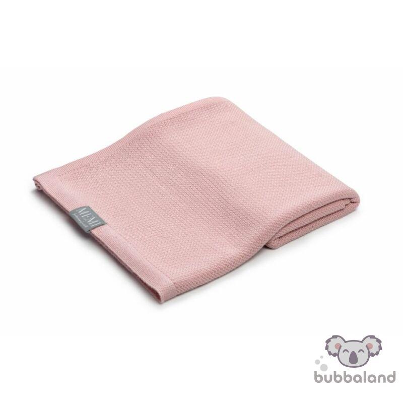 baba takaró bambusz kötött vékony tavaszi nyári puder rózsaszín
